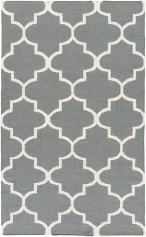 Artistic Weavers York Mallory Grey/White Area Rug