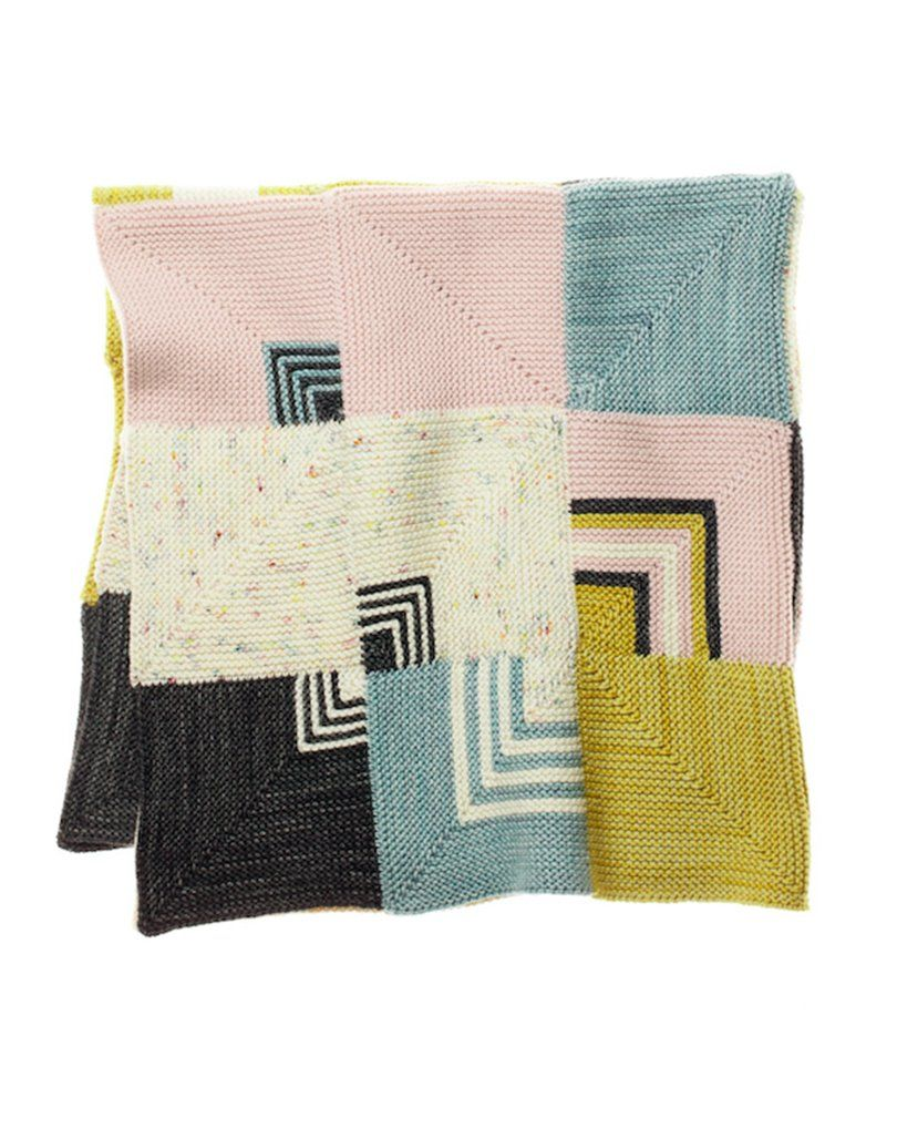 Misha and Puff Patchwork Blanket | Products | Pinterest