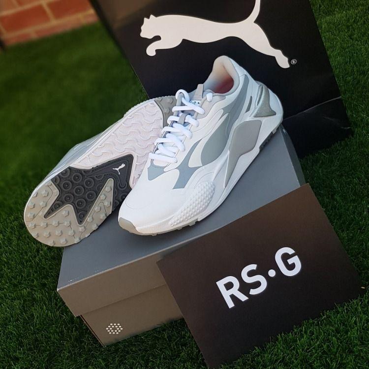 Puma RS-G Footwear in 2020 | Golf shoes