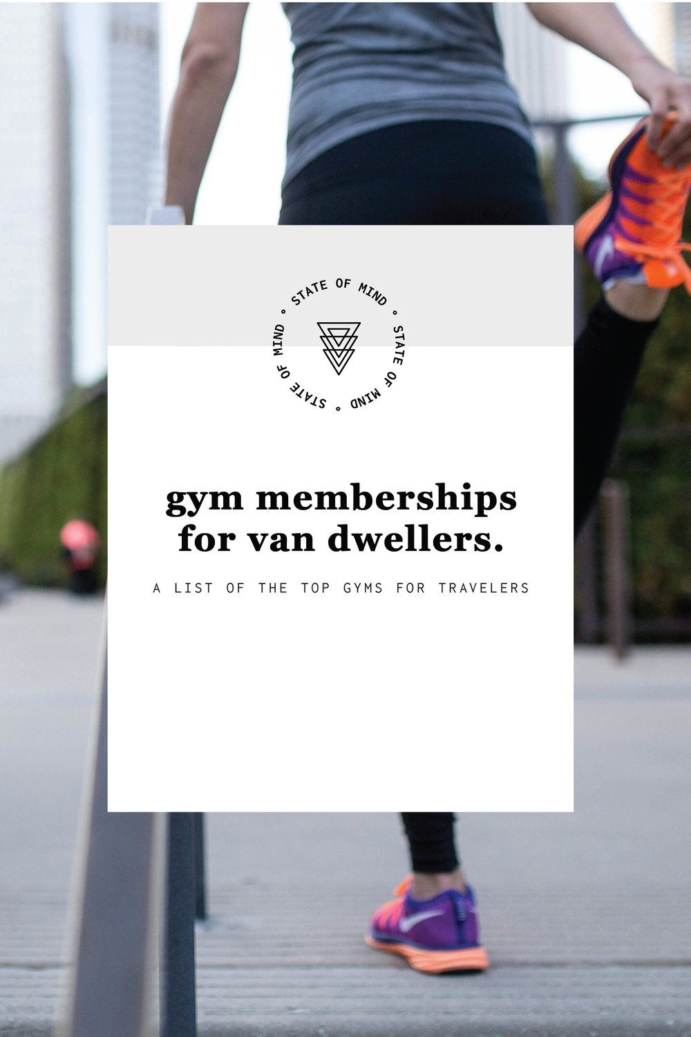 Great Gym Memberships For Van Life Dwellers And People Who Travel Frequently