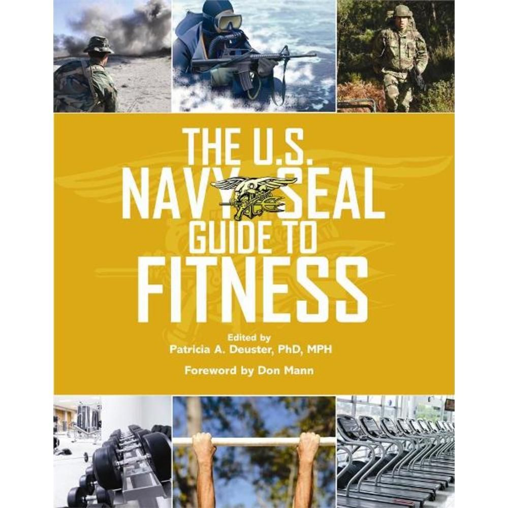 Proforce US Navy Seal Guide To Fitness  Products