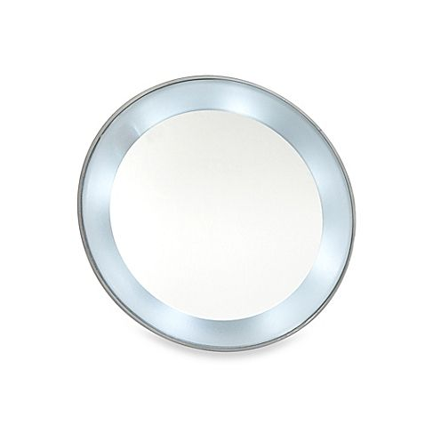 Zadro 174 Next Generation Led Lighted 15x Spot Mirror With