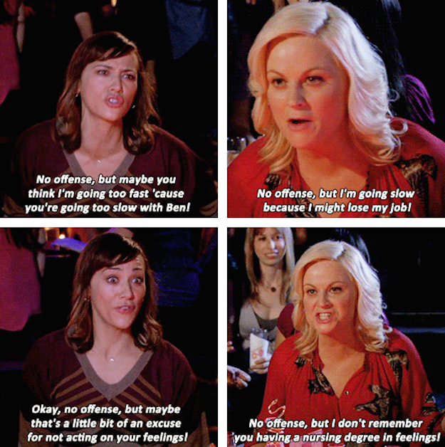 Leslie knope quotes about ann