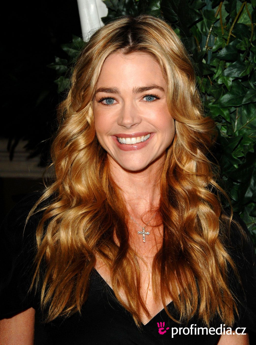 Denise Richards Chignon Hairstyles for Long Hair Denise Richards Chignon Hairstyles for Long Hair new images