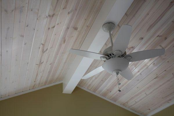 Limed Pine Ceiling Wood Plank Ceiling Wood Ceilings Living Room Wood
