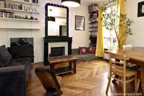 Byp 697 Furnished 1 Bedroom Apartment For Rent 50 M Rue Du Faubourg Saint Denis Paris 10 1900 M Appartement Meuble Saint Denis