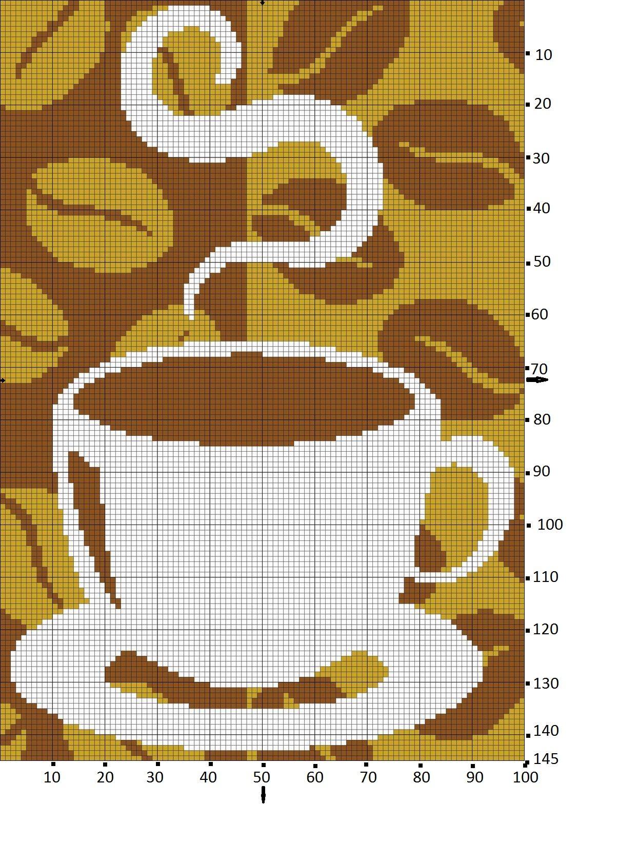 Pin de Shelly Long en Crochet - Graphghan | Pinterest | Punto de ...