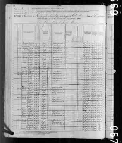 1880 United States Federal Census Census & Electoral Rolls 	 Name	Patrick Lavelle Birth	Ireland Residence	1880 Conyngham, Columbia, Pennsylvania