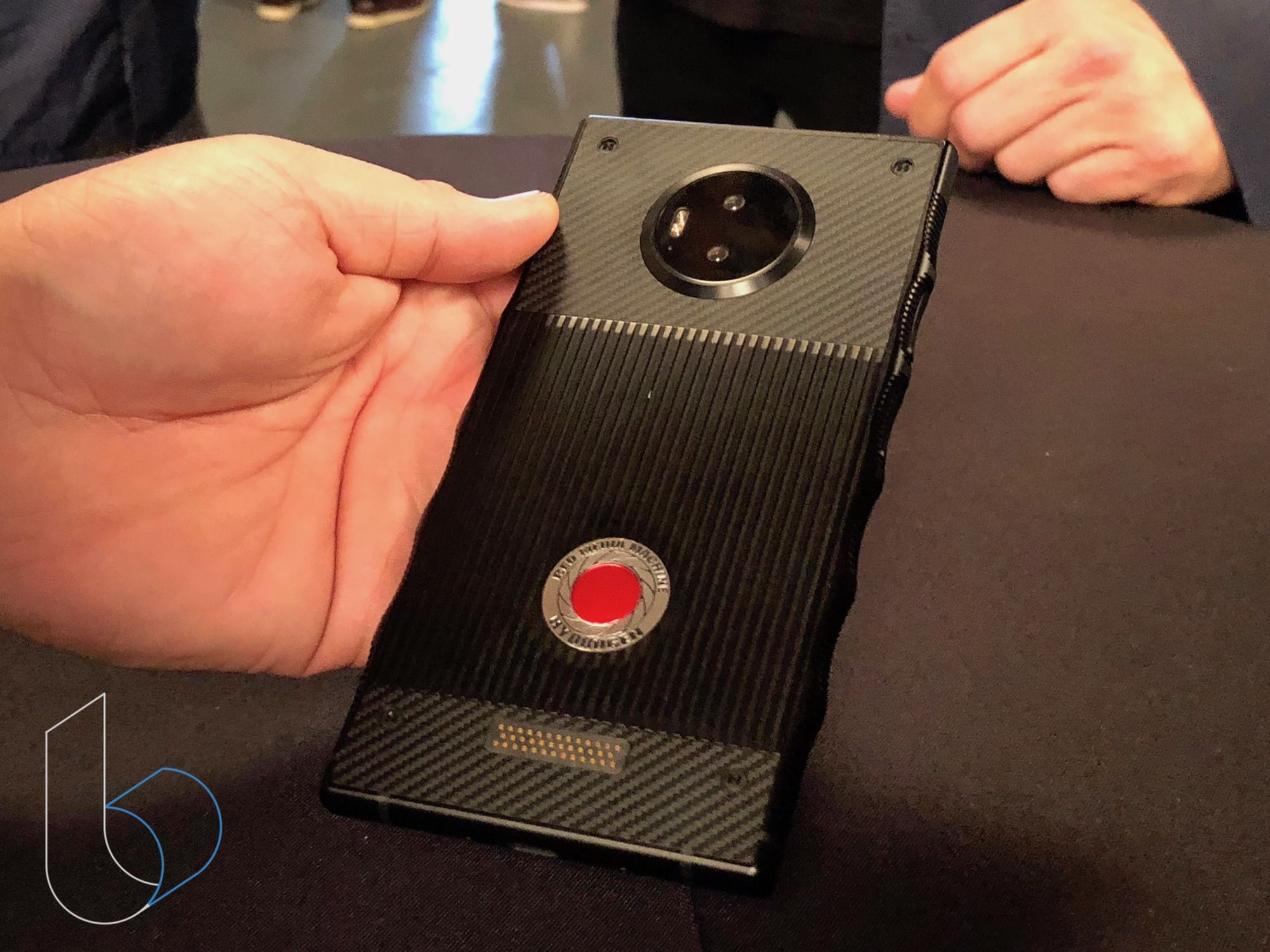 RED Hydrogen One hands-on: This is no ordinary smartphone | Nerd ...