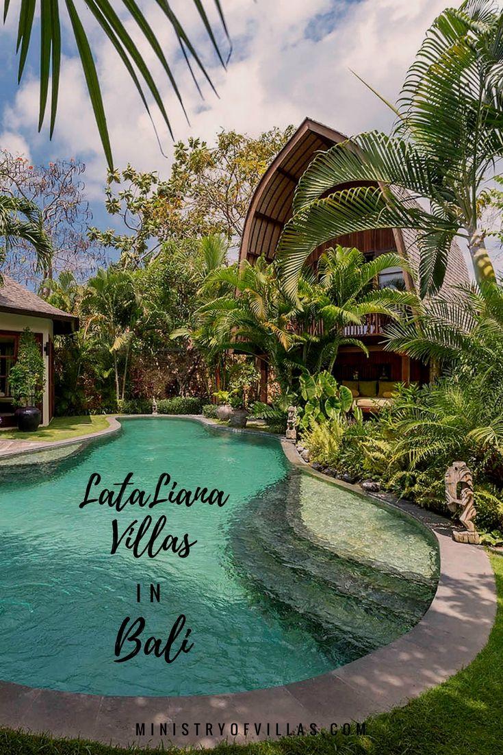 Lataliana Villas - Quintessential Luxury Villa in Bali | Tropical ...