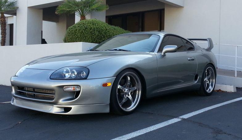 1998 Quick Silver Toyota Supra Single Turbo 800HP Automatic 1 of 9 ...
