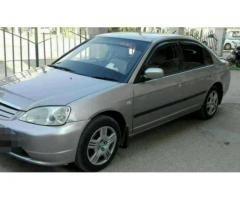 Honda Civic EXI Model 2002 Good Condition For Sale In Karachi