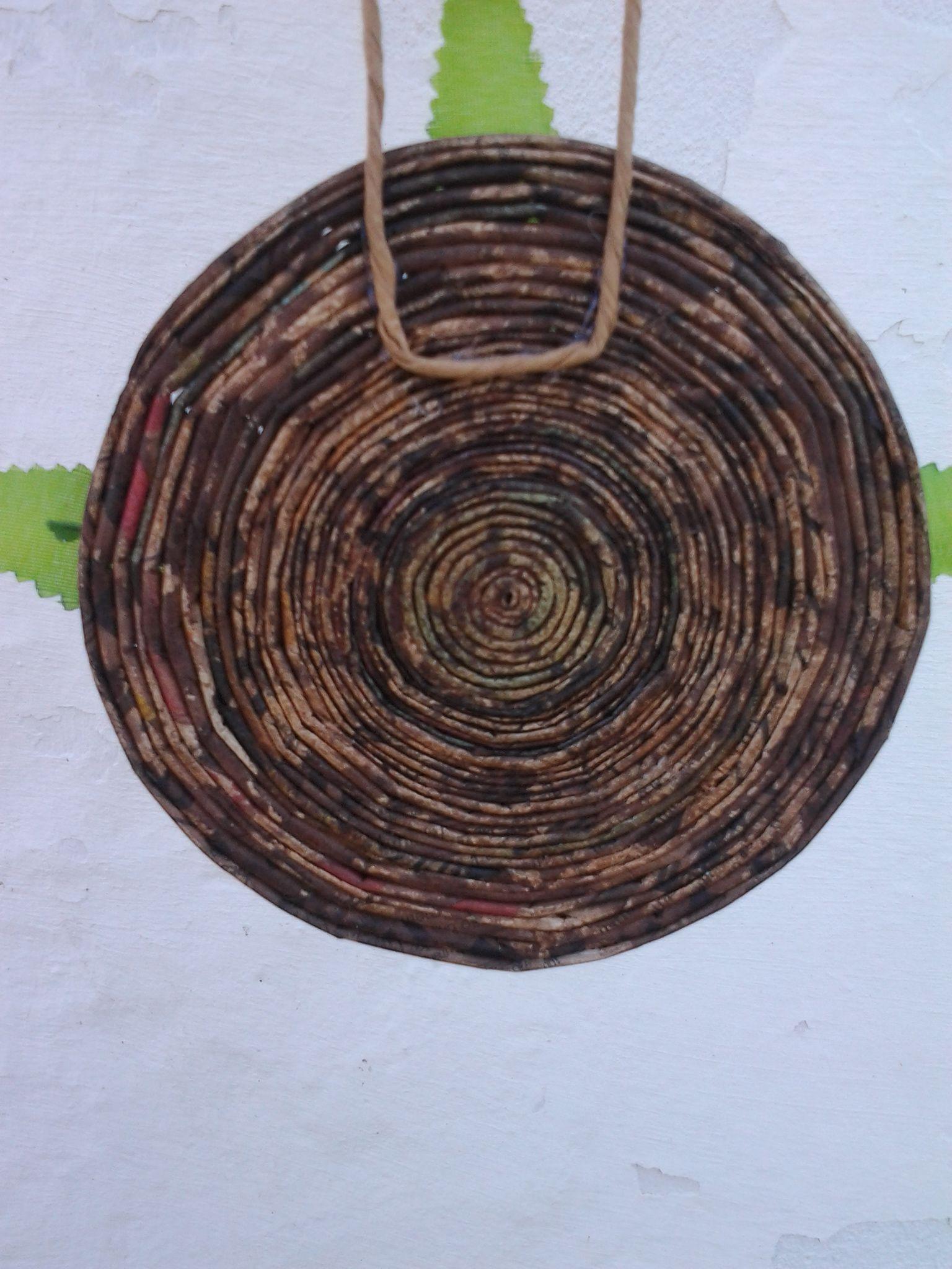Pin by yanet zunino on discos en cestería de papel pinterest