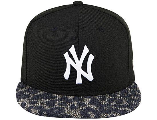 db6511eb72e237 New York Yankees Leopard 9Fifty Snapback Cap by NEW ERA x MLB ...
