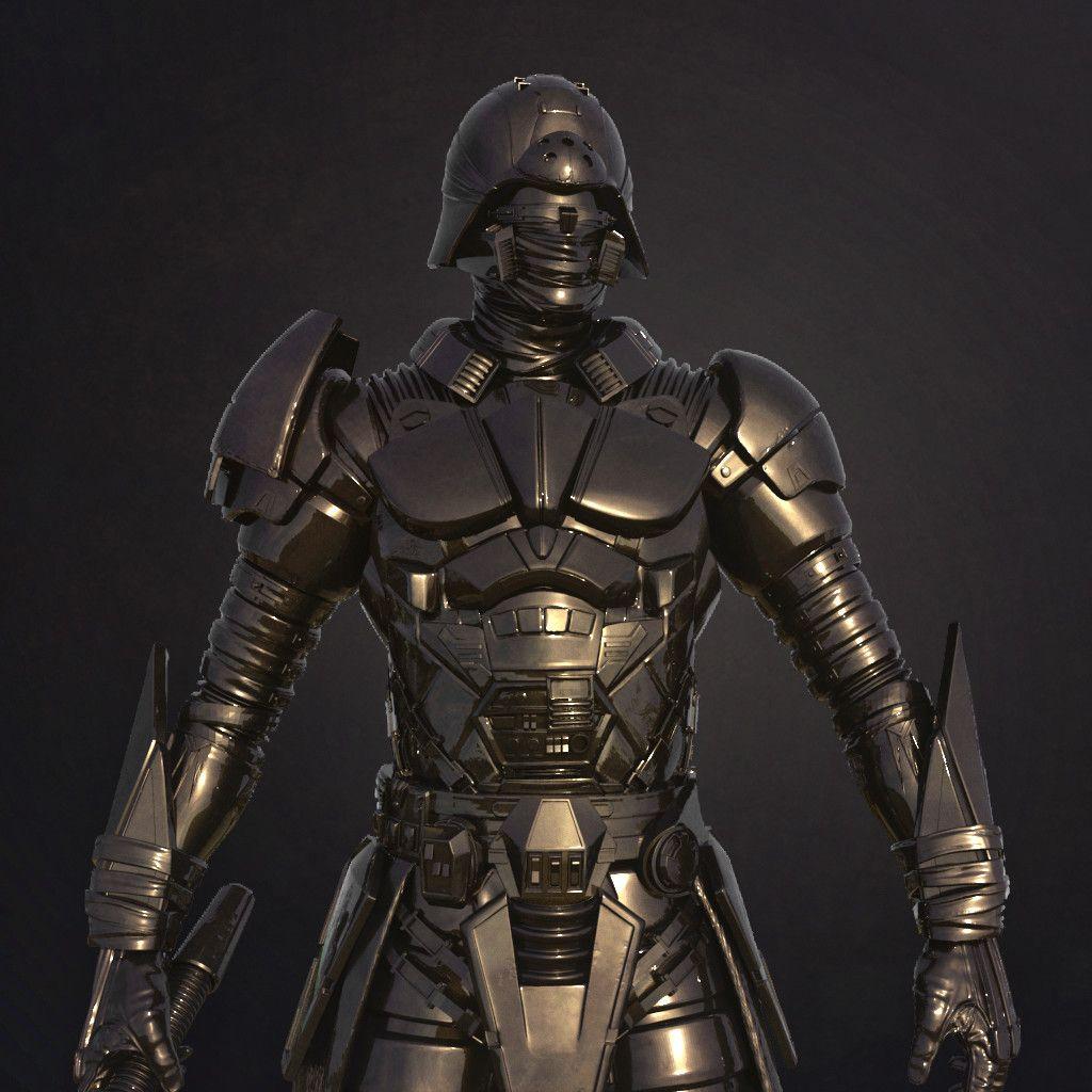 artstation sith recluse armor kat katchem swtor