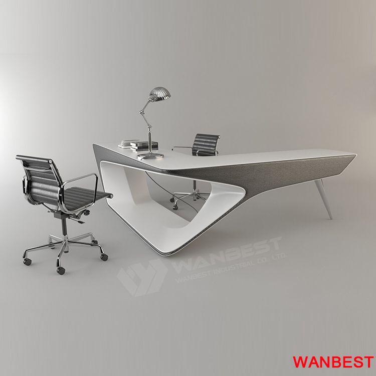 New Design Manager Staff Desk Futuristic Furniture Office Furniture Modern Modern Desk
