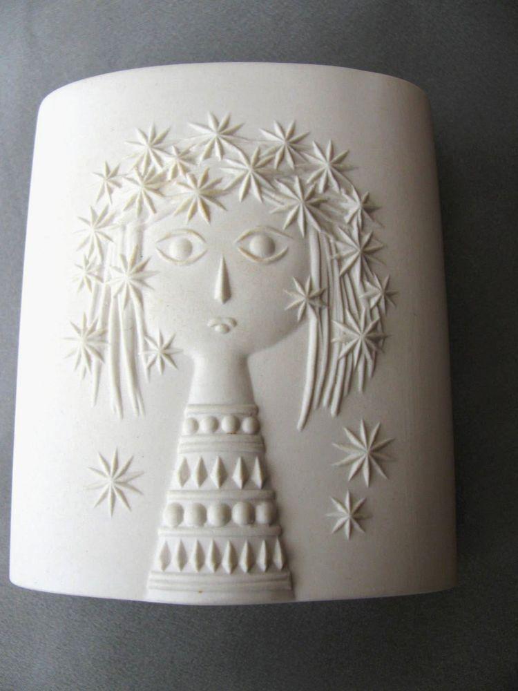 Mid Century Aphrodite Vase Designed By John Clappison For Hornsea