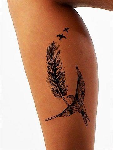 Disenos De Efigies Y Tatuajes Que Simbolizan Libertad Tatuajes De Hijas Tatuajes Tatuajes Cuello