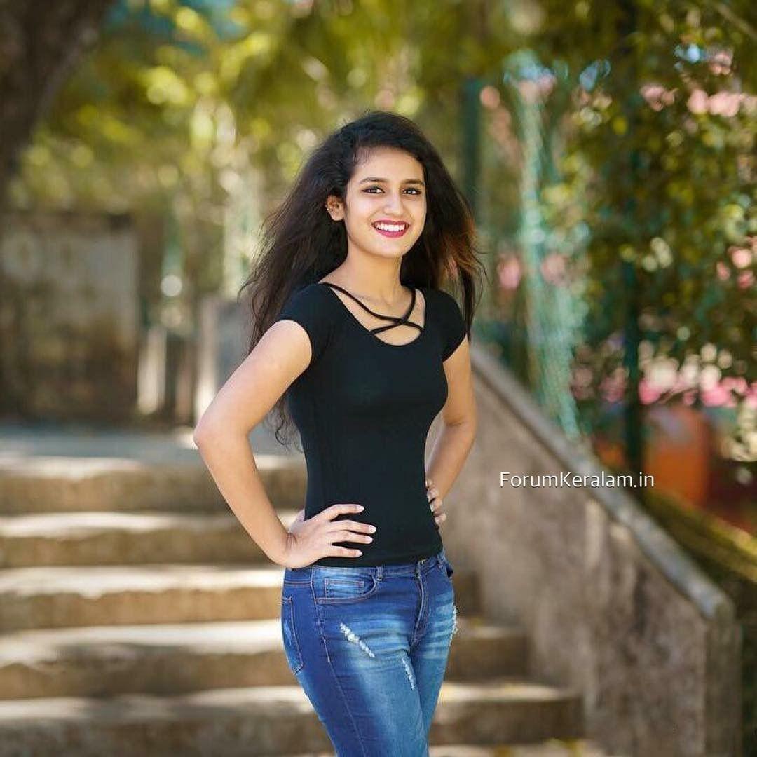 Priya Prakash Varrier New Hot Photo