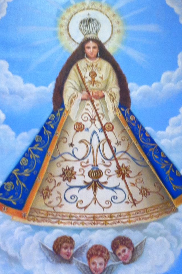 OL of Antipolo, Philippines - Patron of Travellers