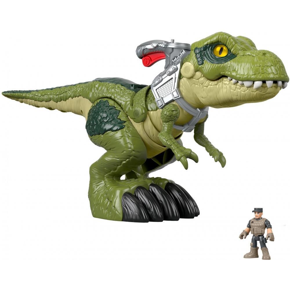 Imaginext Jurassic World Mega Mouth T Rex Walmart Com Dinosaur Toys T Rex Toys Jurassic World Les meilleures marques, comme mattel et hasbro, à bas prix! dinosaur toys t rex toys jurassic world