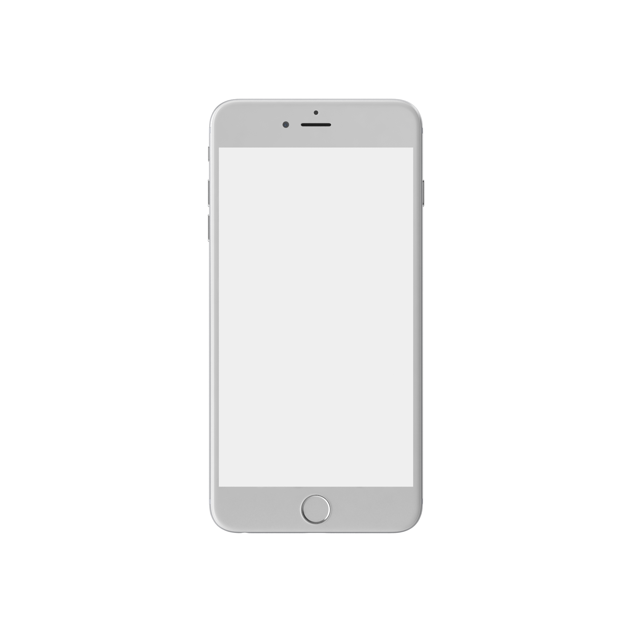 Iphone 6 Plus Silver Png Image Iphone Phone Iphone Instagram