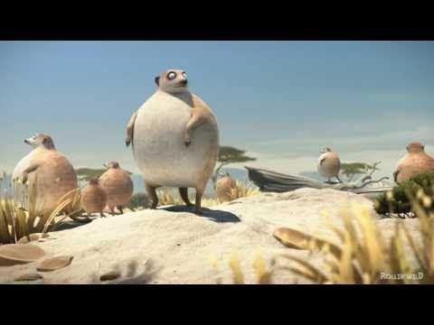 ROLLIN' SAFARI - 'Meerkats' - what if animals were round?
