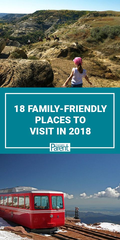 18 family friendly places to visit in 2018 | Vacation ideas