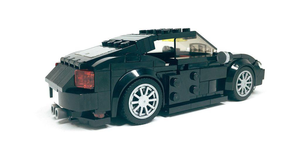 LEGO Porsche 911 Carrera S (2016 Ver.) http://www.flickr.com/photos/143797254@N05/29648092860/