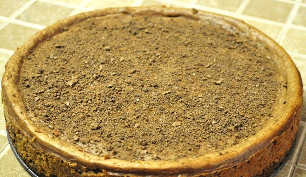 Extreme Chocolate Cheesecake (Warning: Chocolate Overload Ahead