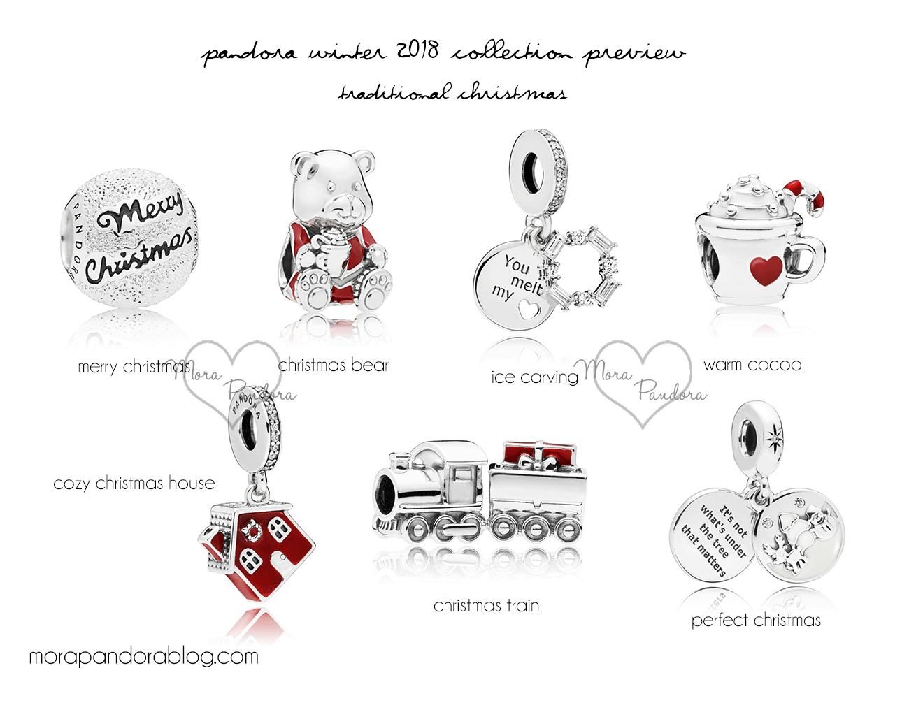 Pandora Winter Collection Preview
