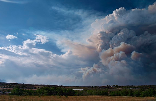 images of waldofire | Bach says city's hands were tied in Waldo fire | IndyBlog
