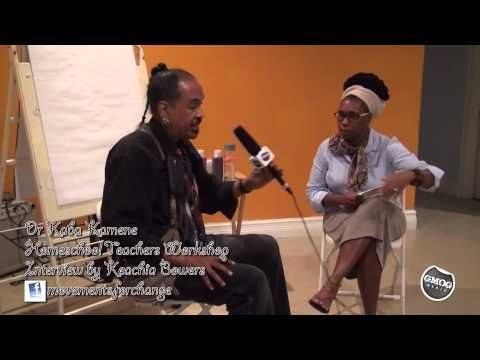 Homeschool Teachers Workshop Interview Dr Kaba Kamene - interview workshop