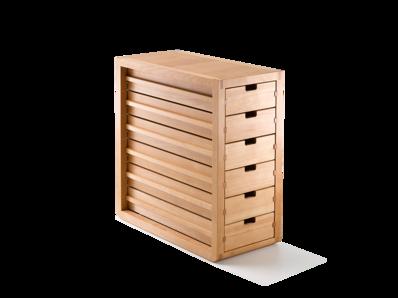 Ladenschrank Quint Inkl 6 Laden Buche Holzplatten Mobel Holz Holzprojekte