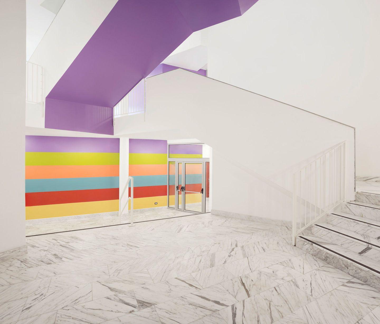 prof. friedrich + partner | PFP architekten, Anna Positano · Scuola di Piazza delle Erbe · Architettura italiana