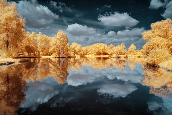 Atmospheric Photography By David Keochkerian Infrared Photography Landscape Photography Photography Wallpaper