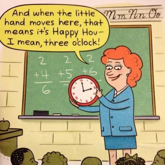 Birthday Quote For Teacher: Teacher Humor, Teaching Humor