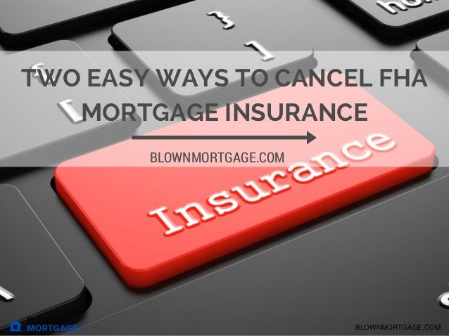 two easy ways to cancel fha mortgage insurance the fha loan program fha mortgage private. Black Bedroom Furniture Sets. Home Design Ideas