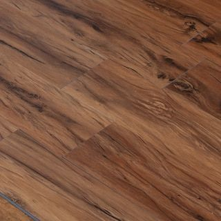 This Durable And Affordable Laminate Flooring Is A Great Alternative To Hardwood  Flooring. It Has A Genuine Wood Look With Twice The Durability For The ...