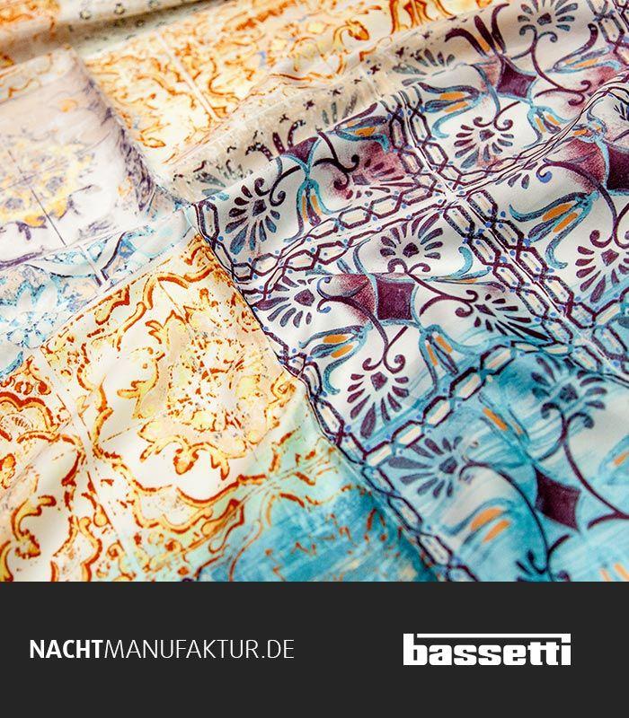 Bettwäsche von Bassetti, Marke: Vietri V6 | Bettwäsche | Pinterest