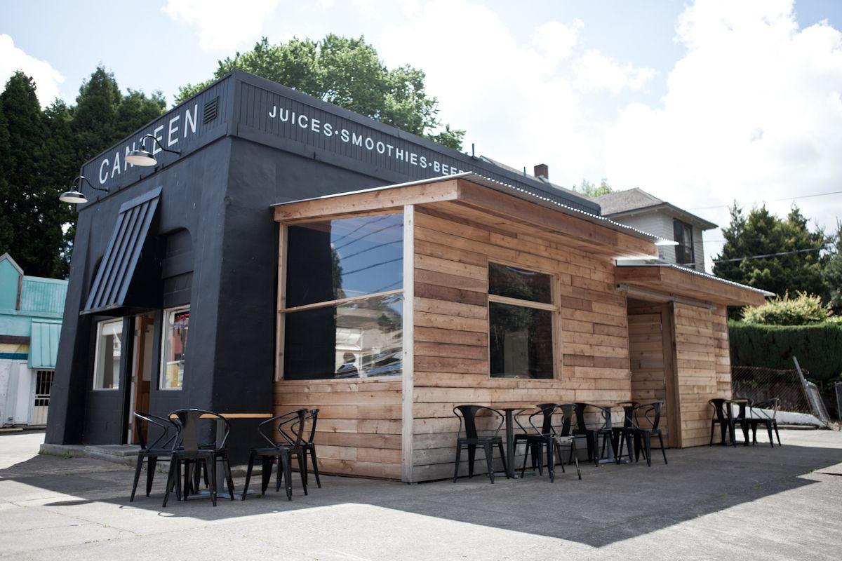 Canteen Portland Google Search Cafe Design Bar Restaurant Interior Oregon
