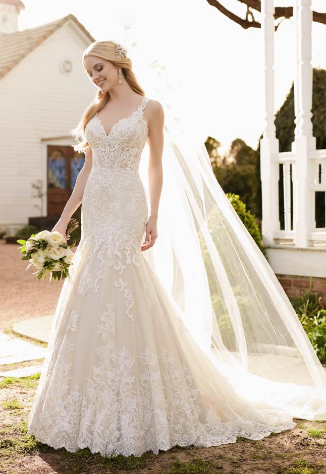 Wedding Dresses | Vintage weddings, Wedding dress and Romantic