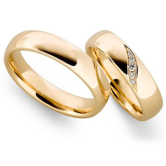 Wedding rings gold  new gold wedding rings designs - Prestigious Gold Wedding Rings ...