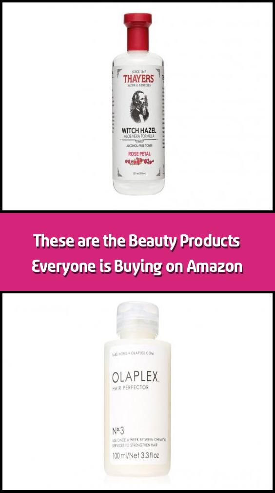 These Are The Beauty Products Everyone Is Buying On Amazon Add These To Your Cart Asa In 2020 Amazon Beauty Products Beauty Products Online Beauty Products Drugstore