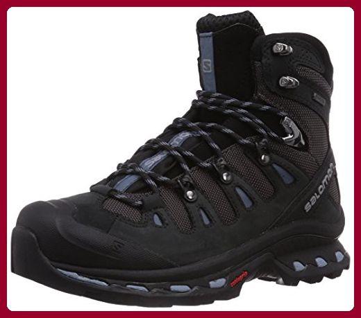 Salomon Quest 4D 2 GTX, Damen Trekking- & Wanderstiefel, Schwarz (Autobahn/Asphalt/Stone  Blue), 38 2/3 EU (5.5 Damen UK) - Stiefel für frauen (*Partner-Link)