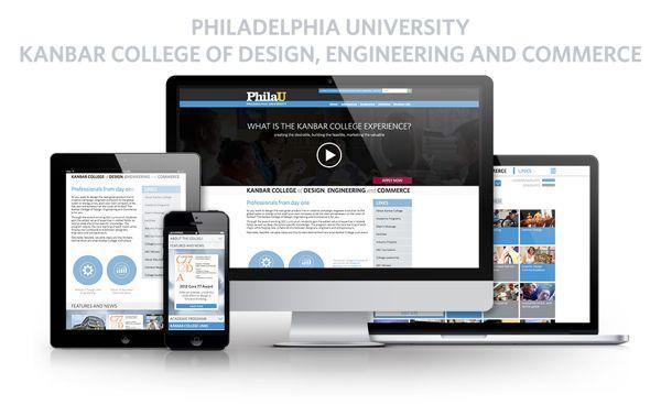 Philau Kanbar College Website College Website College College Design