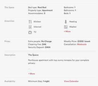 Lists screenshot collection