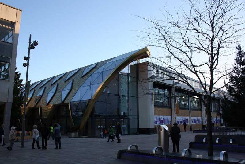 Pin Di The Architecture Of Sheffield