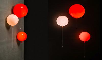 Novel lighting - Brokis balloon lighting