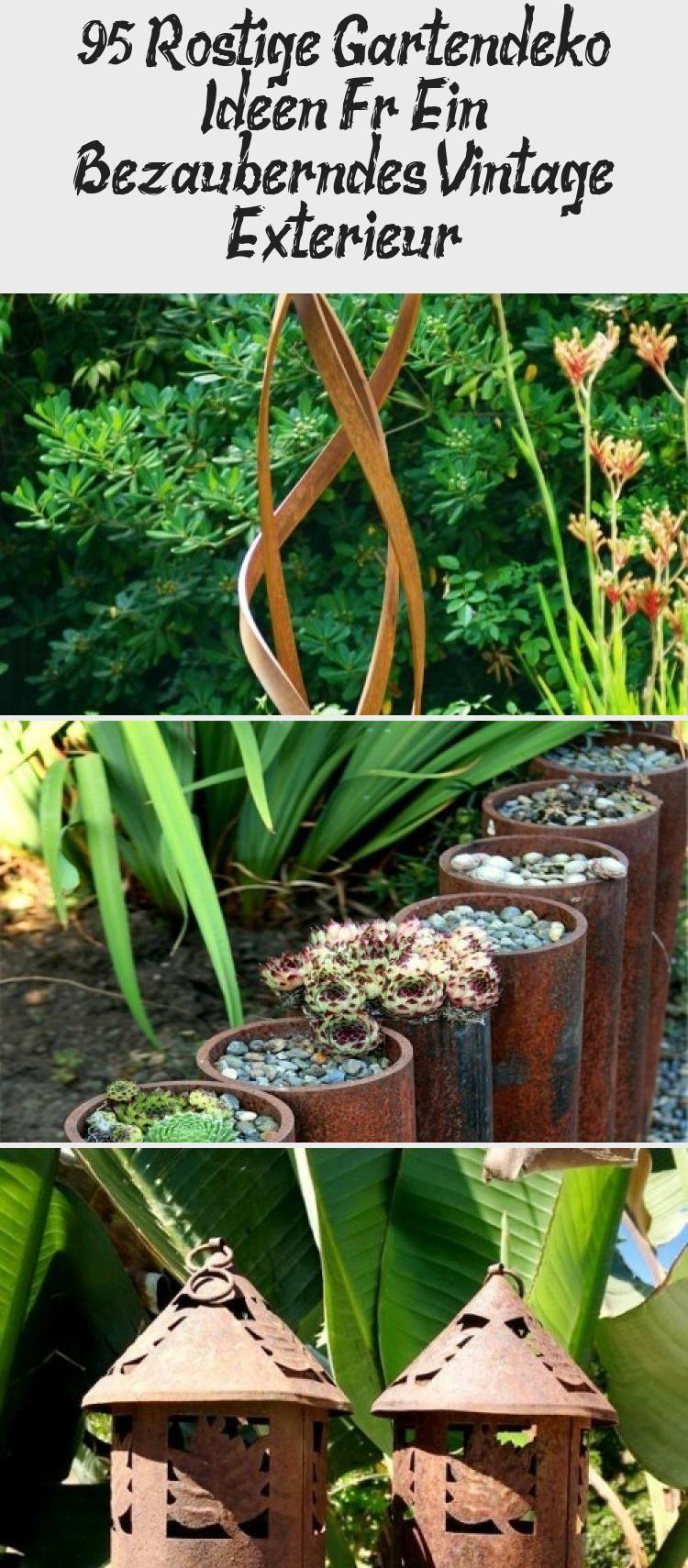 95 Rostige Gartendeko Ideen Fur Ein Bezauberndes Vintage Exterieur Besen Blumen Im Garten Gartenstecker Gartenideenrindenmulch Gartenideenbalkon Garten Plants